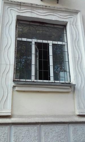 Решетка на окно сварная