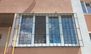 Решетка на окна сварная